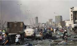 Beirut blast: India sends medical, food supplies to Lebanon