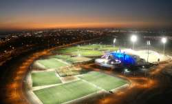 Abu Dhabi Cricket Stadium