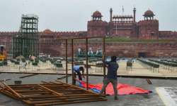 Delhi Police personnel to participate in guard of honour at Red Fort on Independence Day quarantined