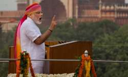 Independence Day: A look back at PM Modi's speeches from ramparts of Red Fort