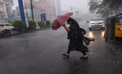 Heavy rains lash parts of Delhi-NCR, waterlogging reported