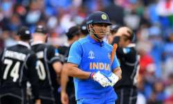 Smriti Irani thanks MS Dhoni for his career as former India captain retires