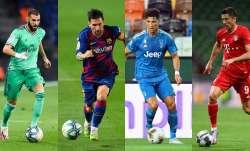 Champions League returns barcelona vs Napoli Manchester City vs Real Madrid Bayern Munich vs Chelsea