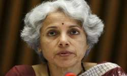 WHO Chief Scientist Soumya Swaminathan