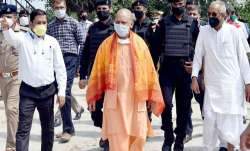 Noida Section 144 CM yogi Adityanath visit