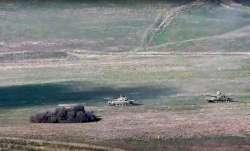 Fighting erupts between Armenia, Azerbaijan in disputed area; 2 killed