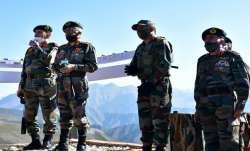 India China tension
