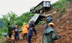 Meghalaya landslide