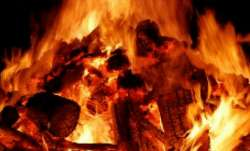 Hathras rape victim's body forcibly cremated by UP police