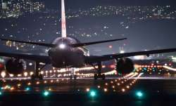 International flights, DGCA