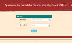 Karnataka TET Hall Ticket 2020 released