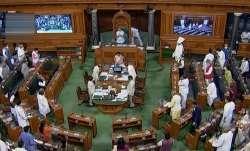 Lok Sabha, Parliament, Monsoon Session