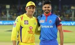 MS Dhoni and Shreyas Iyer