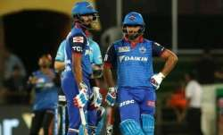 Shreyas Iyer and Rishabh Pant