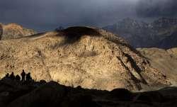 Pangong Tso, India China tension, Ladakh