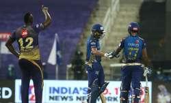 Live Score Kolkata Knight Riders vs Mumbai Indians, IPL 2020: Rohit, Suryakumar fifty stand drive MI