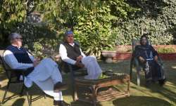 Mehbooba Mufti says Farooq Abdullah's grilling 'political
