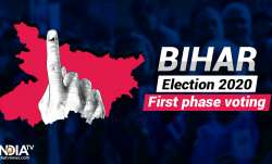 Bihar election 2020 Live: First phase of polling for 71