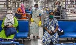 Railway Minister allows women to travel in Mumbai local trains