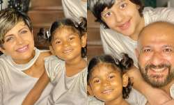 Mandira Bedi adopts 4-year-old girl, introduces her daughter as Tara Bedi Kaushal