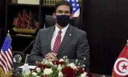 US Defence Secretary Mark Esper