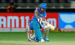 Live Score Kings XI Punjab vs Delhi Capitals IPL 2020: Pant departs as Dhawan key for Delhi's big fi