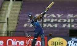 Live Score Rajasthan Royals vs Mumbai Indians IPL 2020: Pandya brothers key for MI's big finish