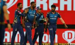 Live Score Mumbai Indians vs Royal Challengers Bangalore IPL 2020: Bumrah dents RCB's big score hope