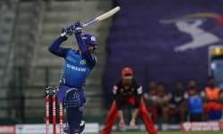 Live Score Mumbai Indians vs Royal Challengers Bangalore IPL 2020: MI off to a solid start in 165 ch
