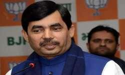 BJP's Shahnawaz Hussain tests positive for coronavirus