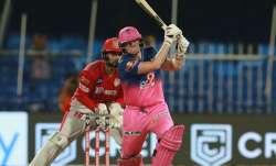 Live score Kings XI Punjab vs Rajasthan Royals IPL 2020