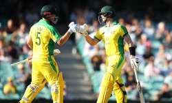 Live Cricket Score India vs Australia 1st ODI 2020: Finch,