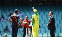 Live Cricket Score, India vs Australia 2nd ODI