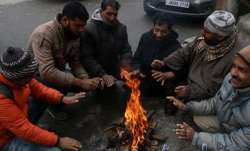 At minus 3 degrees, Srinagar records coldest night of season