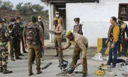 Jharkhand: Security forces-Naxalite encounter in West Singhbhum