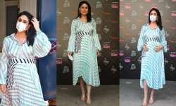 Mommy-to-be Kareena Kapoor Khan has returned to work and