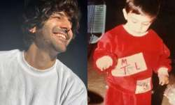 Happy Birthday Kartik Aaryan: Seen these dotting childhood pictures of Bhool Bhulaiyaa 2 actor?