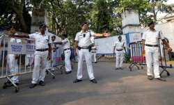 Kolkata Police transfers 79 officers in major reshuffle