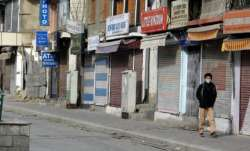 Night curfew, prohibitory orders imposed in Leh amid COVID-19 spike
