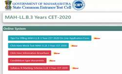 MHT CET Law Result 2020: MAH 3 Year LLB CET result to be declared shortly. Here's how to check