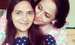 Hema Malini becomes grandmother again, daughter Ahana Deol welcomes twin girls