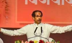 MVA government, Uddhav Thackeray