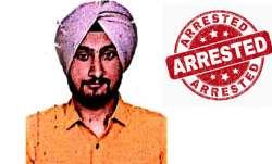 Khalistani terrorist Sukh Bikriwal arrested