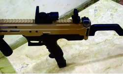 DRDO, Army develop India's first indigenous machine pistol