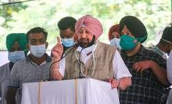 Amarinder Singh, Vaccination Drive, Punjab, Covishield, Covaxin