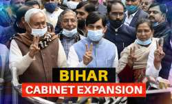 bihar cabinet expansion news