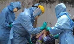 delhi coronavirus cases, delhi covid cases, delhi positivity rate