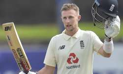England skipper Joe Root