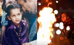 Lohri 2021: From Kangana Ranaut to Taapsee Pannu, check Bollywood celebs creative wishes