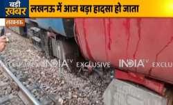 Lucknow Charbagh station, Jaynagar-Amritsar Express derail